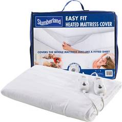 Slumberland Easy Fit Heated Mattress Cover - Kingsize