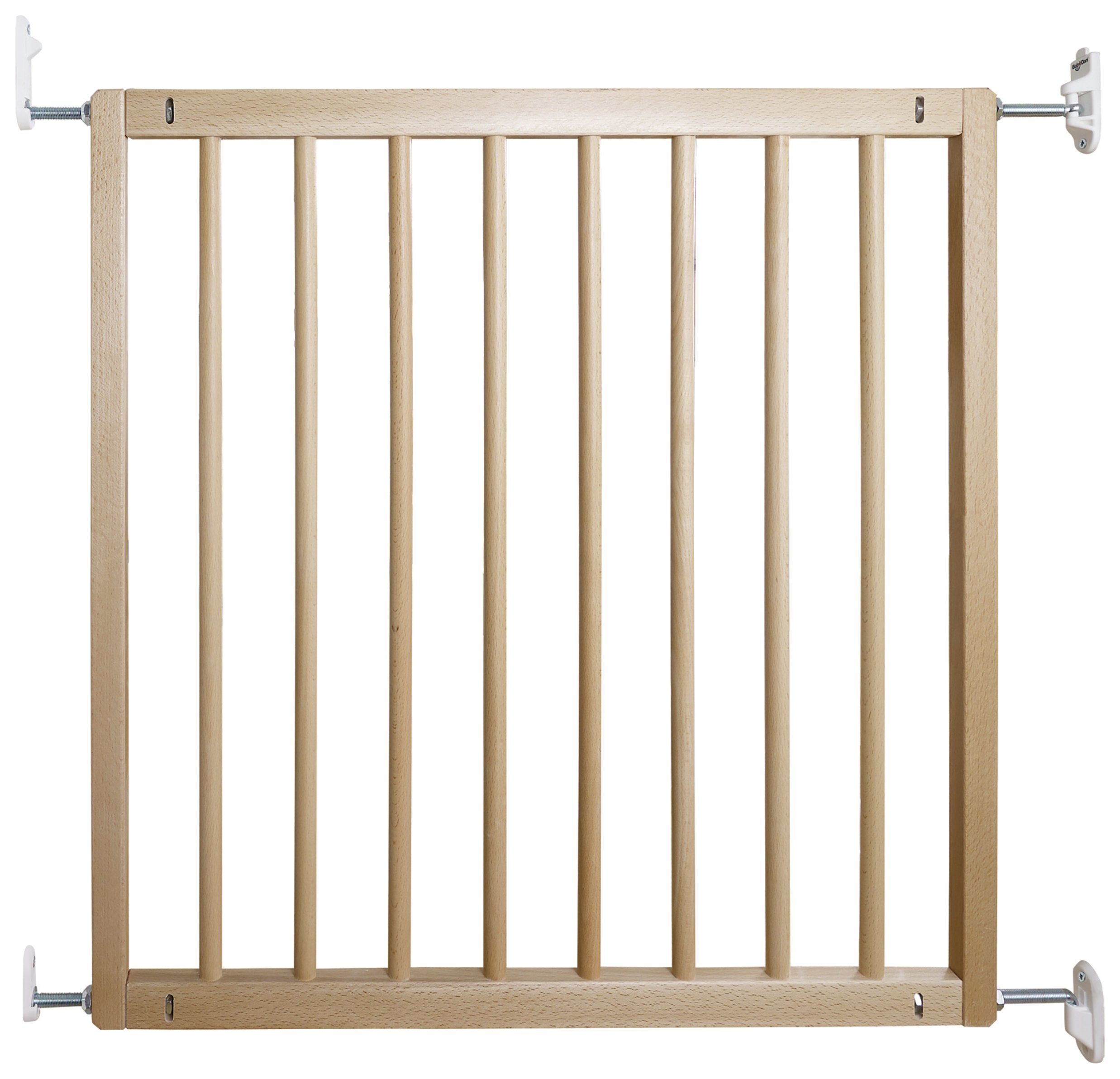 Superbe BabyDan Narrow Beechwood Safety Gate