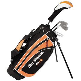 Ben Sayers M1I Junior Golf Club Set and Stand Bag - Age 9-11