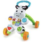 more details on Fisher-Price Learn with Me Zebra Walker.