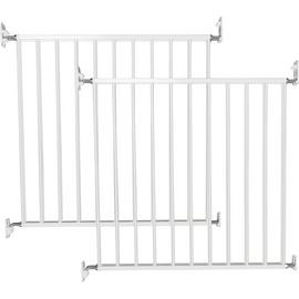 BabyDan No Trip Safety Gate - Twin Pack.