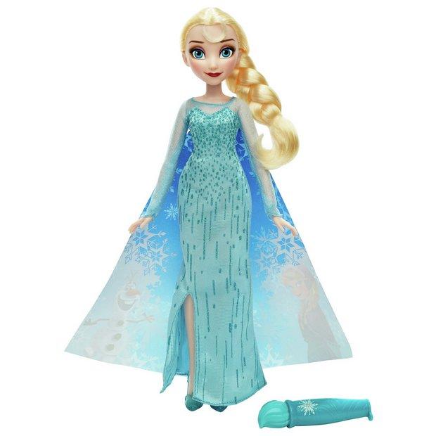 Buy Disney Princess Toddler Cinderella Doll At Argos Co Uk: Buy Disney Frozen Magical Story Cape At Argos.co.uk