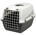 more details on Petface Small Pet Carrier - Grey.