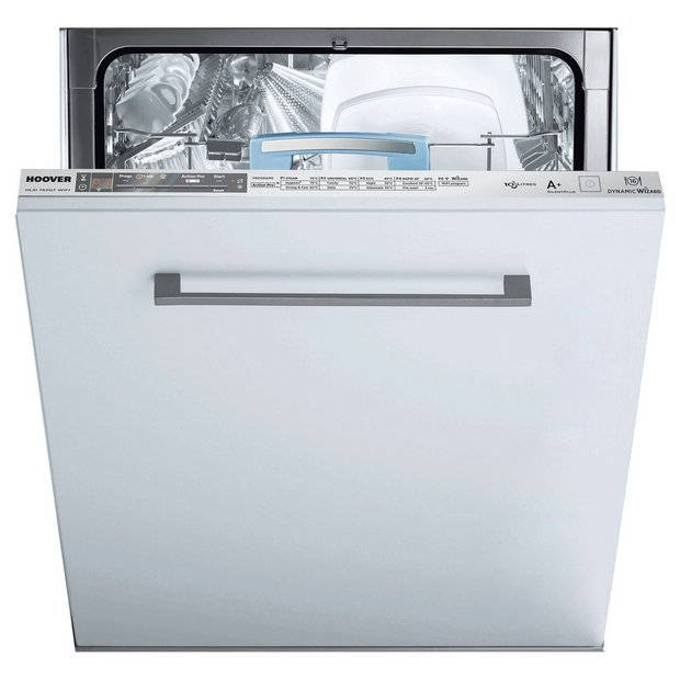 Buy Hoover Wizard HLSI762GT Integrated Wi Fi Dishwasher At