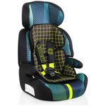 more details on Koochi Motohero Car Seat - Green Hyperwave.