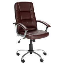 Walker Height Adjustable Office Chair - Brown