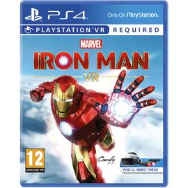 Marvel's Iron Man VR Pre-Order Game (PS4)