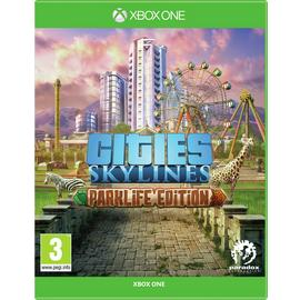 Cities: Skylines Parklife Edition Xbox One Game