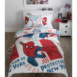 Spider-Man Bedding Set - Single