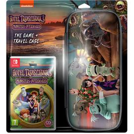 Hotel Transylvania 3 Nintendo Switch Game & Case