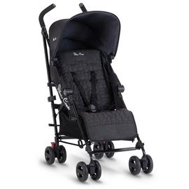 Silver Cross Zest Pushchair - Black