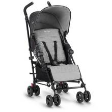Silver Cross Zest Pushchair - Silver
