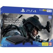 Sony PS4 500GB Console & COD: Modern Warfare Pre-Order