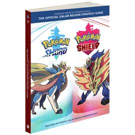 Pokemon Sword & Shield: The Official Galar Strategy Guide
