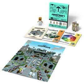 Minecraft: Construction Collection Game Guide Gift Box