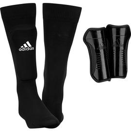 Adidas Sock Youth Shin Pads - Black