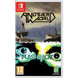 Another World & Flashback Switch Game Double Pack Pre-Order