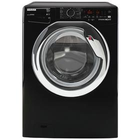 Hoover DWOA412AHC8B 1400 Spin 12KG Washing Machine - Black
