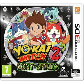 Yo-Kai Watch 2: Bony Spirits Nintendo 3DS Game