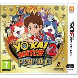 Yo-Kai Watch 2: Fleshy Souls Nintendo 3DS Game