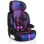 more details on Koochi Motohero Car Seat - Pink Hyperwave.