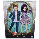 more details on Disney Descendants Mal & Ben.