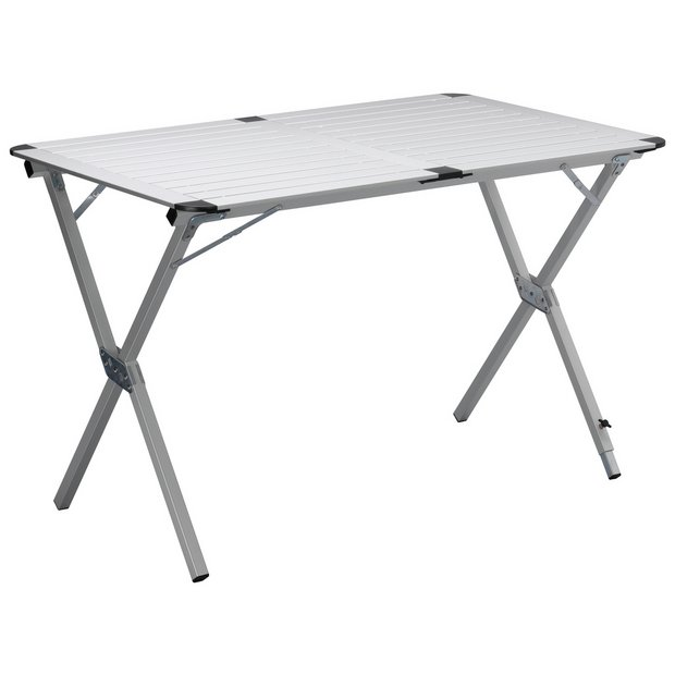 buy tristar 110 x 70 x 70cm roll up camping table. Black Bedroom Furniture Sets. Home Design Ideas