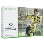 more details on Xbox One S 500GB Console with FIFA 17 Bundle.