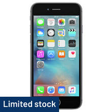 Sim Free Apple iPhone 6s 64GB Mobile Phone - Space Grey