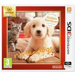 more details on Nintendo Selects Nintendogs: Retreiver and Friends - 3DS.