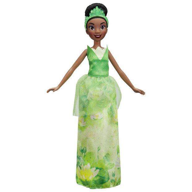 Buy Disney Princess Toddler Cinderella Doll At Argos Co Uk: Buy Disney Princess Royal Shimmer Tiana Fashion Doll At