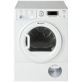 Hotpoint Ultima S-Line SUTCD 97B 6PM Tumble Dryer - White