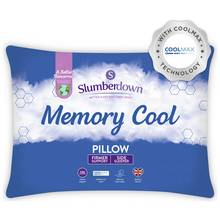 Slumberdown Cool Max Memory Support Pillow