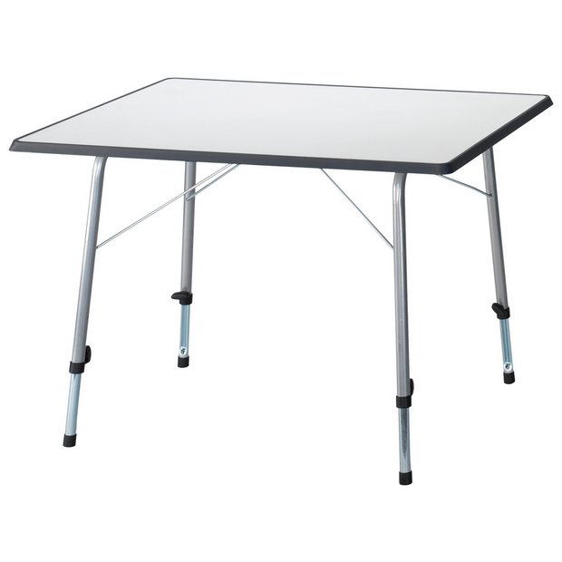 buy tristar 80 x 60 x 54cm foldable camping table. Black Bedroom Furniture Sets. Home Design Ideas