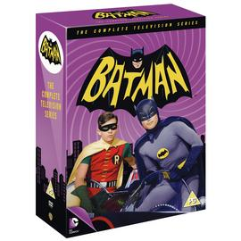 Batman: The Original Series DVD Box Set