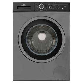 New World NWDHT1014DG 10KG 1400 Spin Washing Machine - Grey