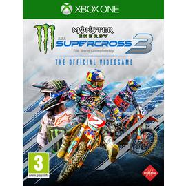 Monster Energy Supercross The Videogame 3 Xbox One Pre-Order