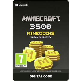 Microsoft Minecraft 3500 Minecoins Digital Download