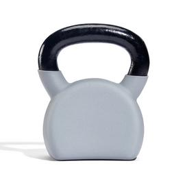 Women's Health Cast Iron and Rubber Kettlebell - 10kg