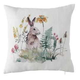 Argos Home Rabbit Cushion