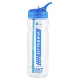 Polar Gear Water Tracker 750ml Bottle - Blue
