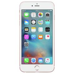 SIM Free iPhone 6S Plus 128GB Mobile Phone - Rose Gold