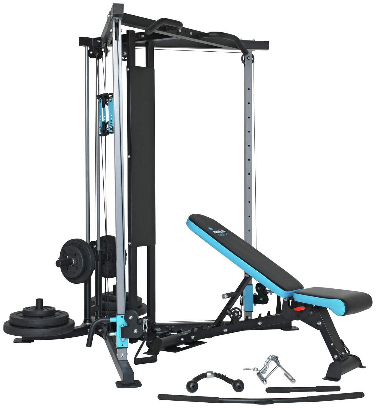 Buy men s health cable cross over home multi gym multi gyms
