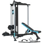 more details on Men's Health Cable Cross Over Home Multi Gym.