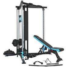 Men's Health Cable Cross Over Home Multi Gym