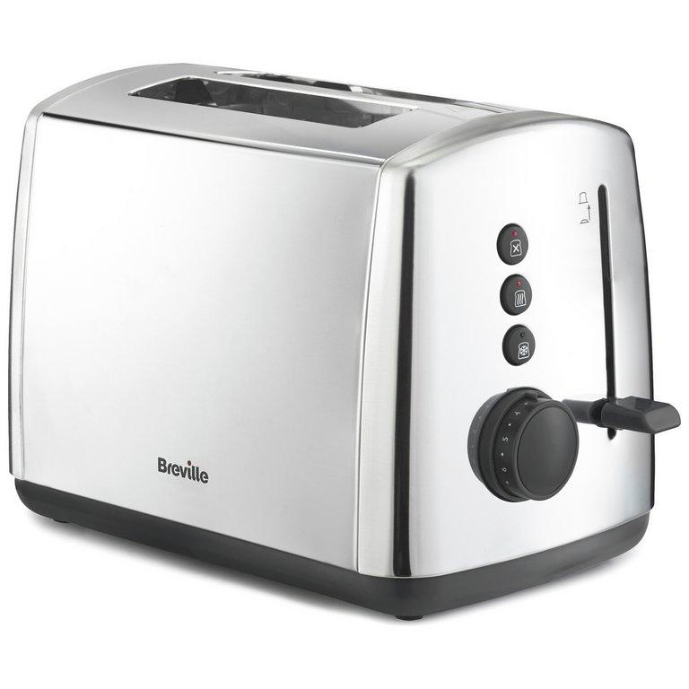 Buy Breville VTT548 2 Slice Toaster - Stainless Steel at Argos.co ... | {Toaster 11}