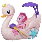 more details on My Little Pony Swan Boat Playset.