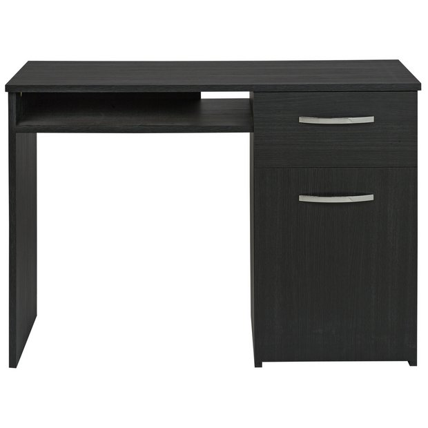 Buy home hayward office desk black at your online shop for desks and Argos home office furniture uk