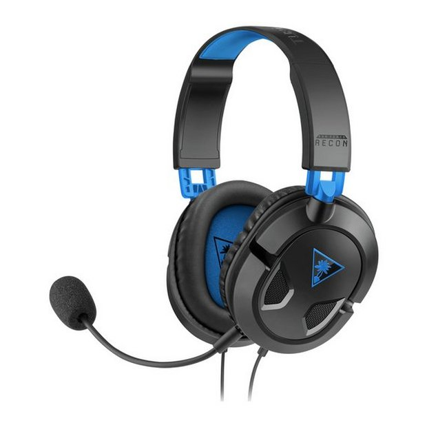 PS4, Xbox One, PC Headset Black