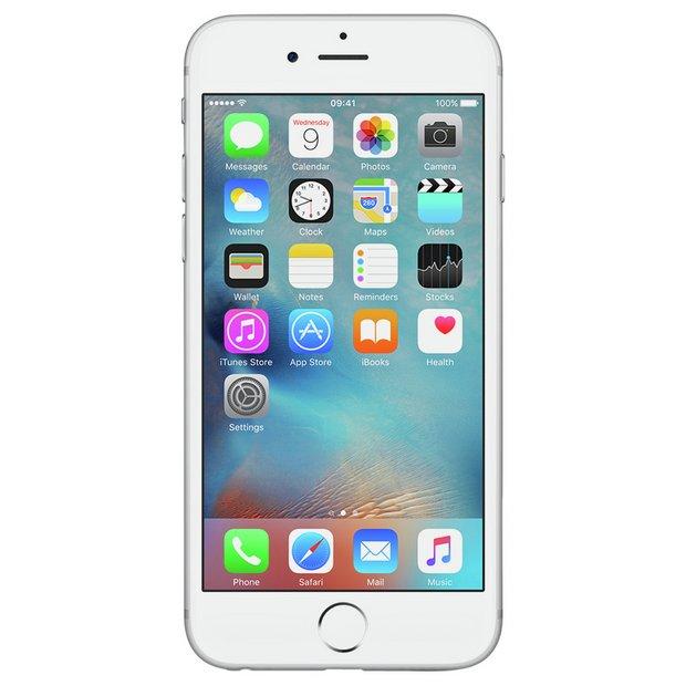 Iphone  Argos Sim Free